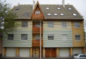 - 9 lakásos társasház, Szolnok, Konstantin út 59.(2004)